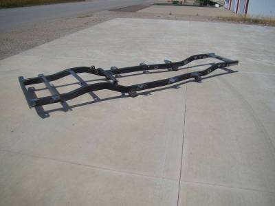 Throttle Down Kustoms - CJ8 Jeep Frame 1981-1986 - Image 5
