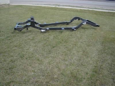 Throttle Down Kustoms - TJ Wrangler Jeep Frame 1997-2002 - Image 3