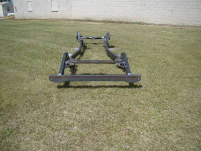 Throttle Down Kustoms - TJ Wrangler Jeep Frame 1997-2002 - Image 5