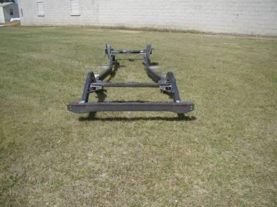 Throttle Down Kustoms - TJ Wrangler Jeep Frame 1997-2002 - Image 6