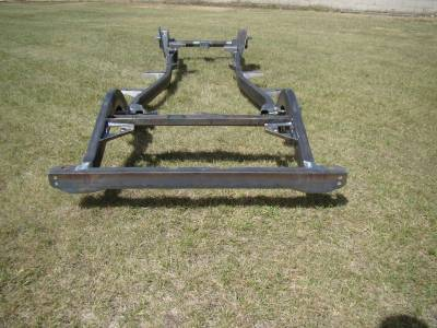 Throttle Down Kustoms - TJ Wrangler Jeep Frame 1997-2002 - Image 6