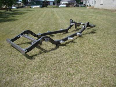 Throttle Down Kustoms - TJ Wrangler Jeep Frame 1997-2002 - Image 8