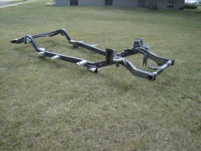 Throttle Down Kustoms - TJ Wrangler Jeep Frame 1997-2002 - Image 10