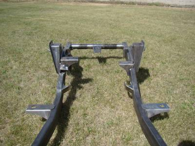 Throttle Down Kustoms - TJ Wrangler Jeep Frame 1997-2002 - Image 15