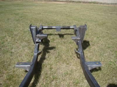 Throttle Down Kustoms - TJ Wrangler Jeep Frame 1997-2002 - Image 16