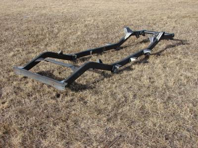 Frames - YJ 1987-1995 - Throttle Down Kustoms - YJ Jeep Frame 1987-1995