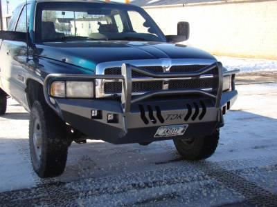 Throttle Down Kustoms - 1994-2002 Dodge HD Mayhem - Image 4