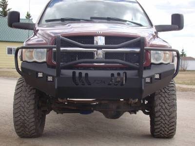 Throttle Down Kustoms - 2003-2005 Dodge HD Mayhem