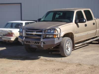 Throttle Down Kustoms - 2003-2006 Chevrolet HD Mayhem - Image 2