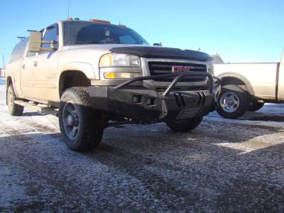 GMC - Prerunner - Throttle Down Kustoms - 2003-2006 GMC Prerunner