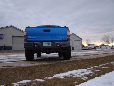 Throttle Down Kustoms - 2006-2011 Toyota Tacoma Rear Bumper - Image 6
