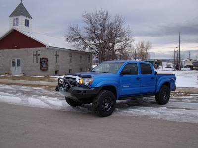 Throttle Down Kustoms - 2006-2011 Toyota Tacoma Prerunner - Image 5