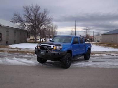 Throttle Down Kustoms - 2006-2011 Toyota Tacoma Prerunner - Image 1