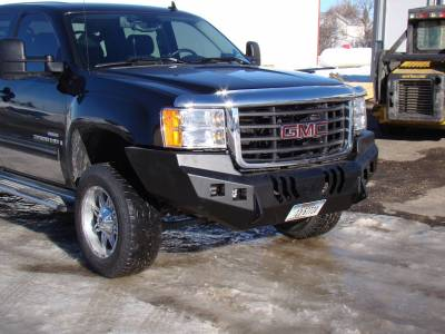 Throttle Down Kustoms - 2007-2014 GMC HD Bumper - Image 4