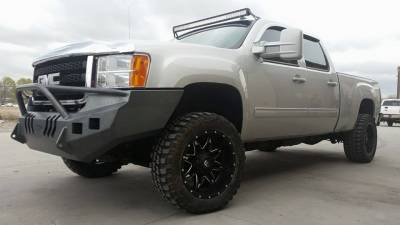 GMC - Prerunner - Throttle Down Kustoms - 2007-2014 GMC Prerunner