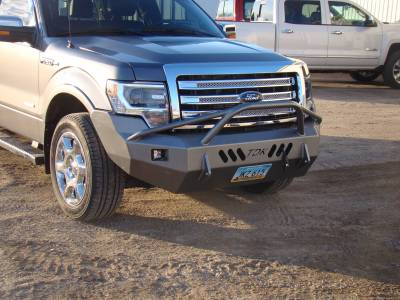Throttle Down Kustoms - 2009-2014 Ford F150 Prerunner