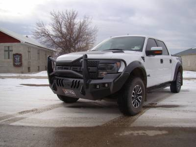 Throttle Down Kustoms - 2009-2014 Ford Raptor Mayhem