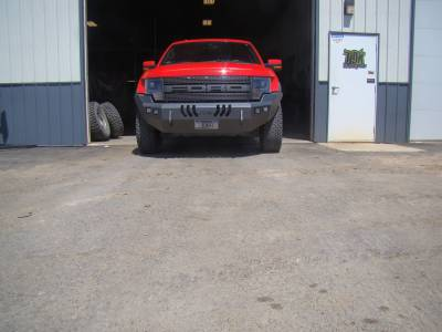 Throttle Down Kustoms - 2009-2014 Ford Raptor Bumper - Image 2