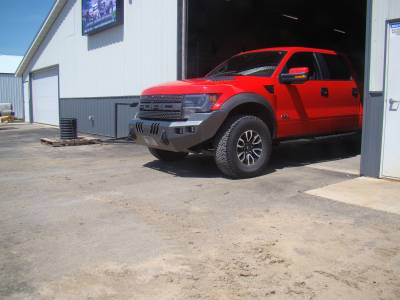 Throttle Down Kustoms - 2009-2014 Ford Raptor Bumper - Image 7