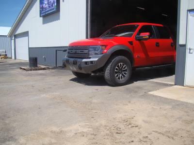 Throttle Down Kustoms - 2009-2014 Ford Raptor Bumper - Image 3