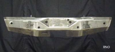 Ford - Rear Bumper - Throttle Down Kustoms - 2005-2008 Ford F150 Rear Bumper