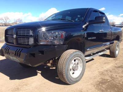 Throttle Down Kustoms - 2006-2009 Dodge HD Bumper - Image 6