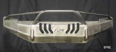 Chevrolet - Prerunner - Throttle Down Kustoms - 2007-2010 Chevy HD Prerunner