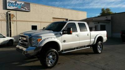 Throttle Down Kustoms - 2011-2016 Ford Super Duty Bumper - Image 4