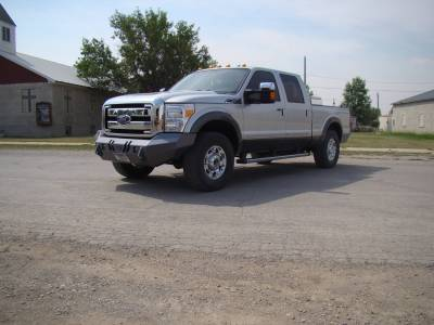 Throttle Down Kustoms - 2011-2016 Ford Super Duty Bumper - Image 4