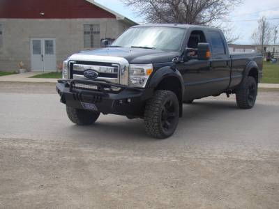 Throttle Down Kustoms - 2011-2016 Ford Super Duty Prerunner