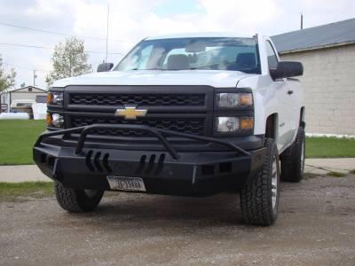Chevrolet - Prerunner - Throttle Down Kustoms - 2014-2015 Chevy 1500 Prerunner