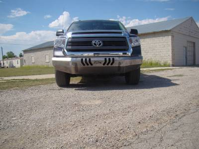 Throttle Down Kustoms - 2014-2020 Toyota Tundra Bumper - Image 4