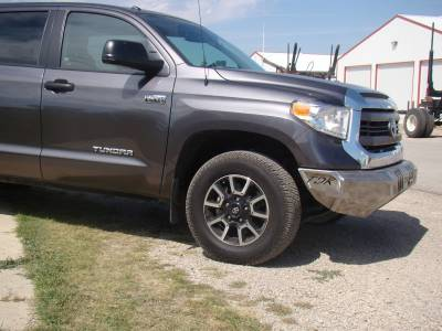Throttle Down Kustoms - 2014-2020 Toyota Tundra Bumper - Image 5
