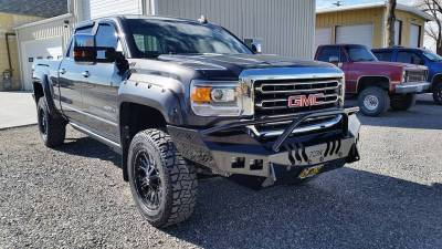GMC - Prerunner - Throttle Down Kustoms - 2015-2017 GMC Prerunner
