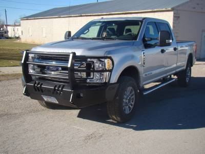 Throttle Down Kustoms - 2017-2019 Ford Super Duty Bumper Grille Guard - Image 5