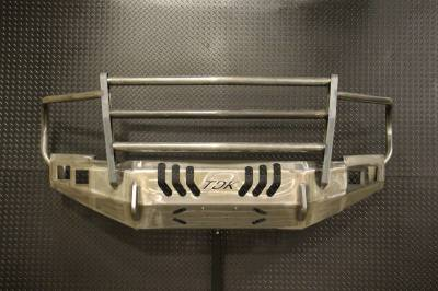 Throttle Down Kustoms - 2010-2018 Dodge/Ram HD Bumper Grille Guard - Image 5