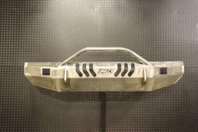 Toyota - Push Bar - Throttle Down Kustoms - 2014-2018 Toyota Tundra Push Bar