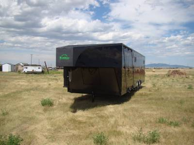Custom Fab  - Avalanche Trailers by TDK  - Throttle Down Kustoms - Avalanche Trailers