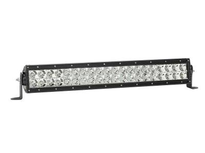 "Bumper Accessories - LED Lights  - Rigid Industries  - Rigid E Series 20"" Combo 120312"