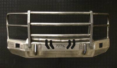 Throttle Down Kustoms - 2015-2017 Ford F150 Bumper Grille Guard - Image 5