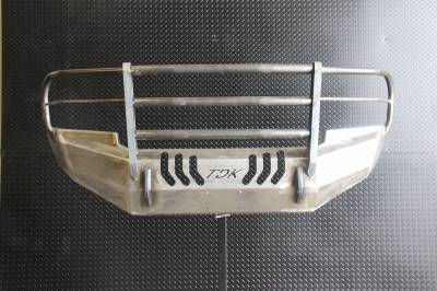 Throttle Down Kustoms - 2007-2013 GMC 1500 Bumper Grille Guard - Image 3