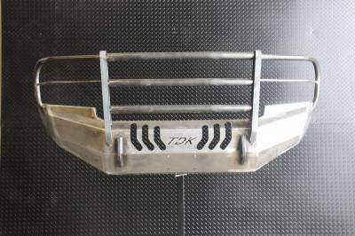 Throttle Down Kustoms - 2007-2013 GMC 1500 Bumper Grille Guard - Image 3