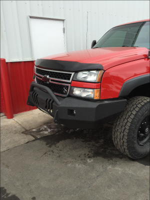 Chevy Push Bar Cover