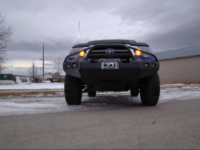 Toyota Prerunner Cover