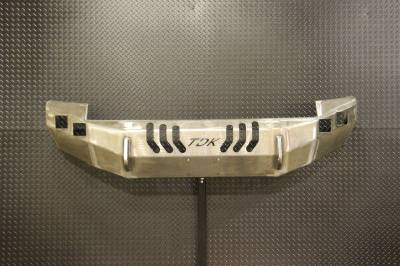 Throttle Down Kustoms - 2011-2014 Chevrolet HD Bumper - Image 3