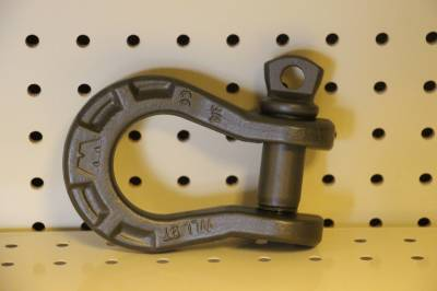 Accessories  - Warn Epic Shackle - Throttle Down Kustoms - Warn Epic Shackle