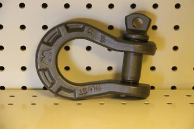 Throttle Down Kustoms - Warn Epic Shackle - Image 2