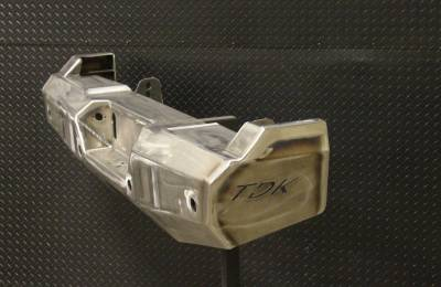 Throttle Down Kustoms - 2017-2019 Ford Rear Bumper - Image 3
