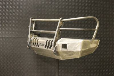 Throttle Down Kustoms - 2003-2006 Chevrolet HD Bumper Grille Guard - Image 3