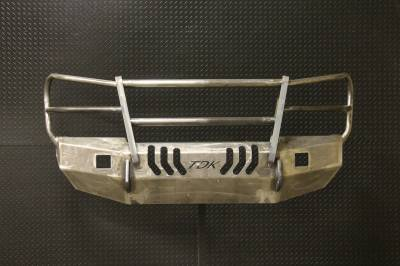Throttle Down Kustoms - 2003-2006 Chevrolet HD Bumper Grille Guard - Image 6